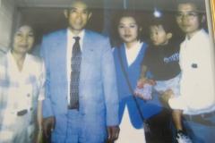 3-조창호 중위 가족들